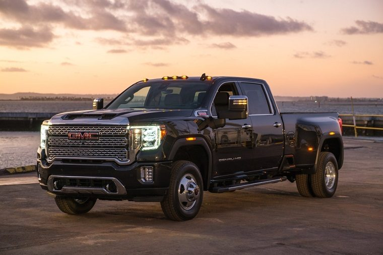 2020 GMC Sierra 3500HD Denali 2020 Technology Innovation Award