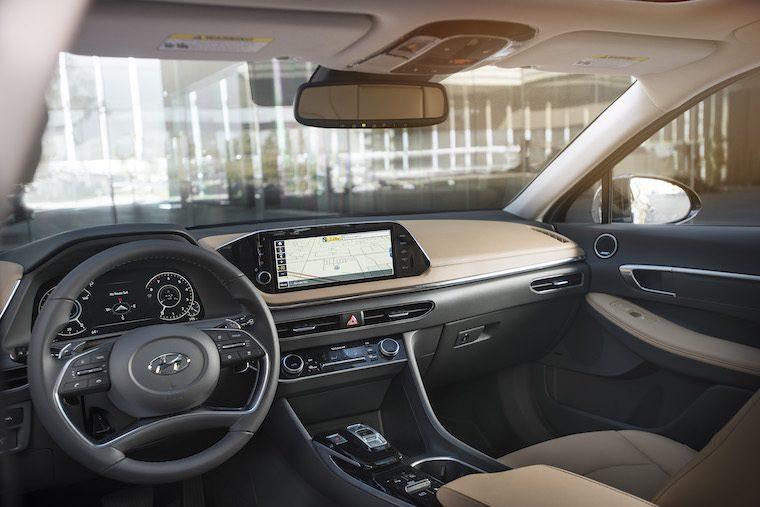 2020 Hyundai Sonata Starting Price Set At 23 400 The News