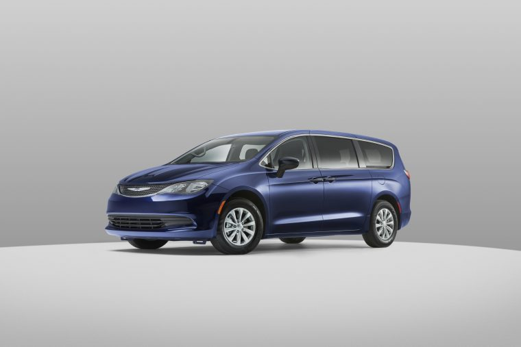 The New 2020 Chrysler Voyager