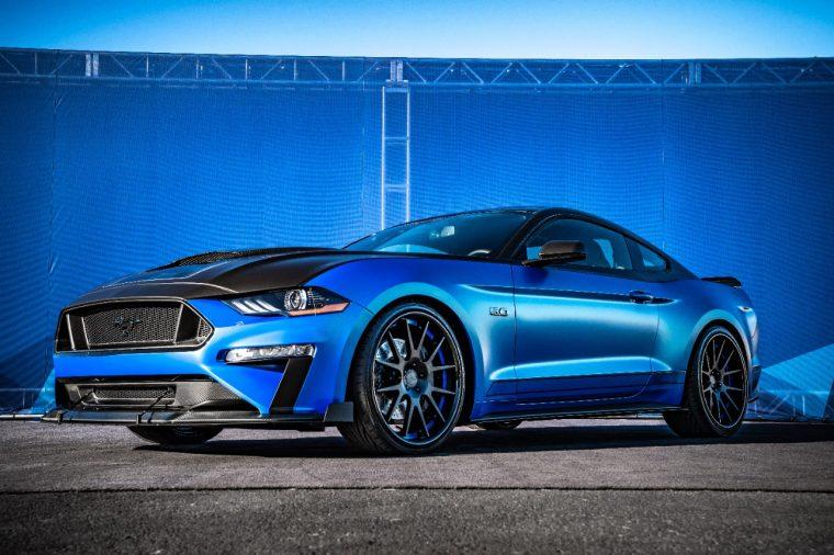 California Pony Cars Ford Mustang GT Fastback SEMA 2019