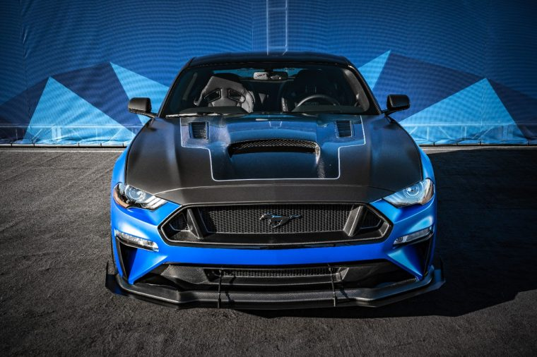 California Pony Cars Ford Mustang GT Fastback SEMA 2019 Car of the Year