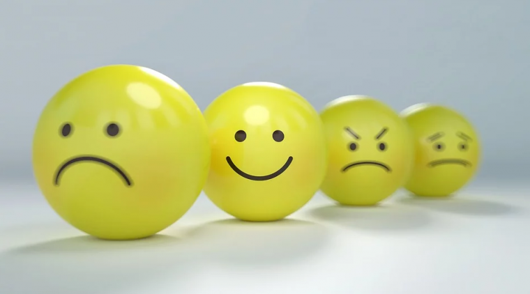emotions emoticons personality personalities sad happy angry