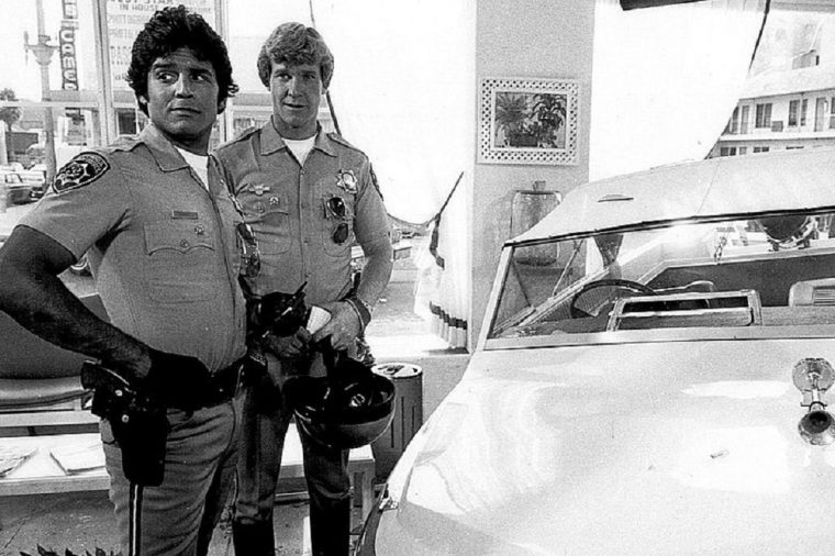 Erik Estrada CHiPs actor