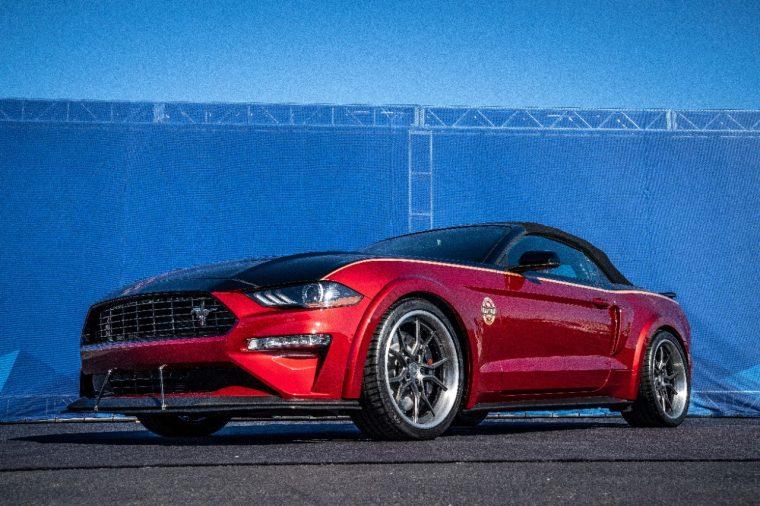 Goodguys Rod & Custom Association Ford Mustang Convertible SEMA 2019