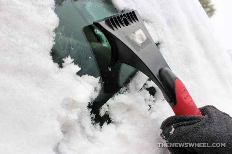 Hopkins Talon Ice Scraper Hoppy dual blade review