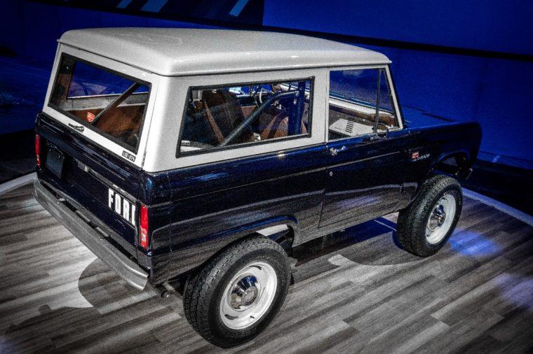 Jay Leno's 1968 Ford Bronco Wagon