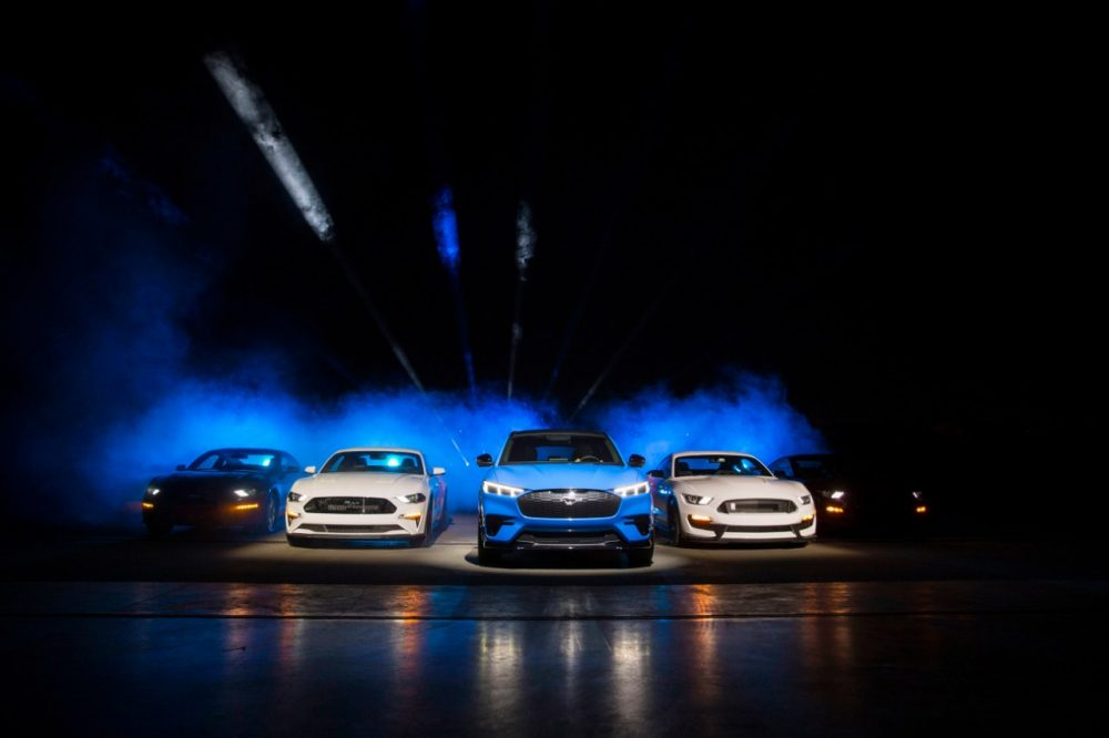 Ford Mustang Mach-E GT Reveal