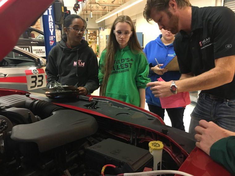Girl Scouts of Western Ohio Master Mechanic