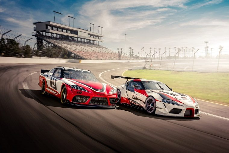 NASCAR Xfinity Supra Concepts