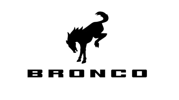 New Ford Bronco Logo | Bronco trademark in Europe