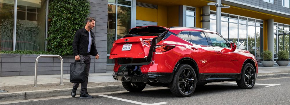 2020 Chevrolet Blazer. 2021 Blazer safety features