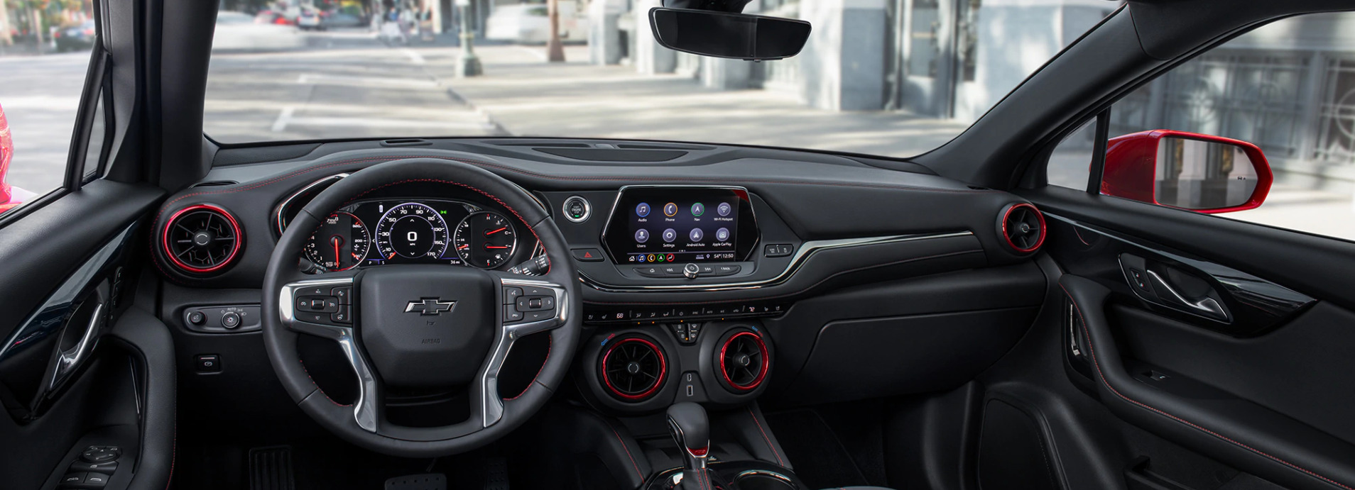 2020 Chevrolet Blazer Overview The News Wheel