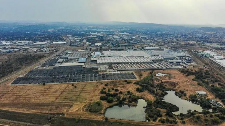 Tshwane Automotive Special Economic Zone South Africa