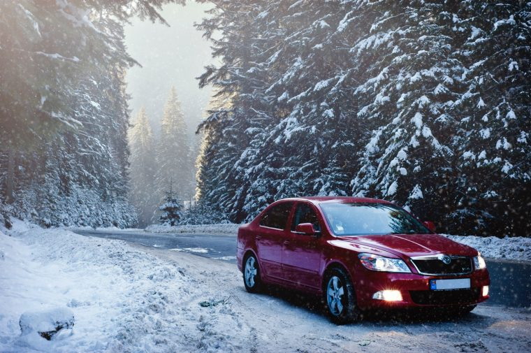 winter driving tips mountains