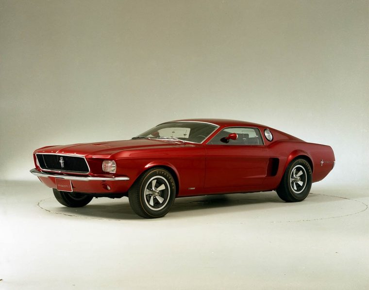 1967 Ford Mustang Mach 1 Concept