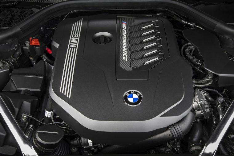2020 BMW Z4 Roadster M Performance engine