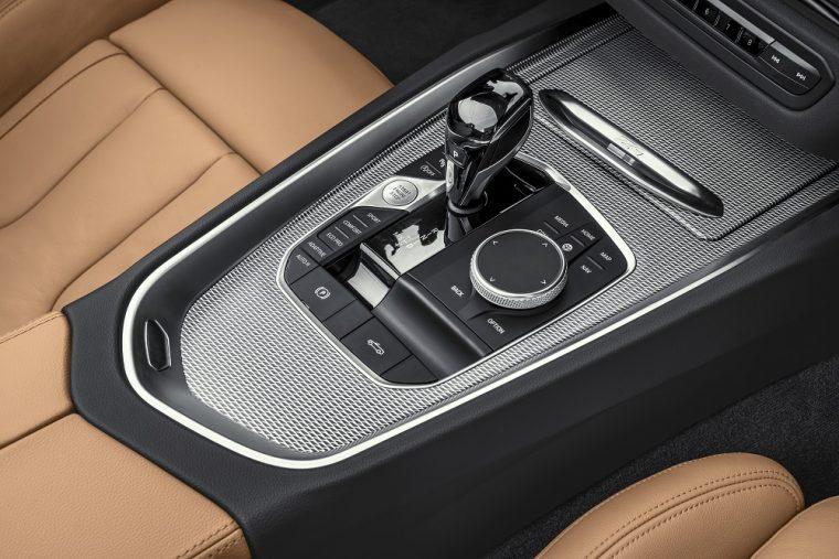 2020 BMW Z4 Roadster interior