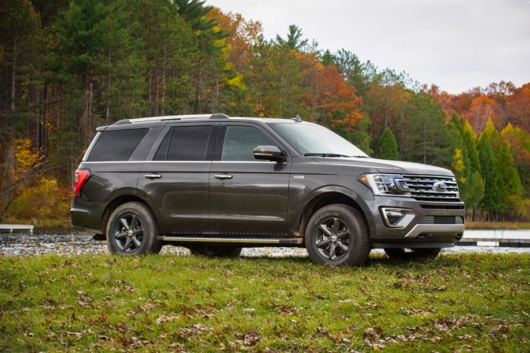 2020 Ford Expedition Limited FX4 Off-Road Package
