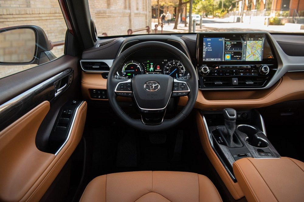 2020 Toyota Highlander Hybrid Pricing And Mpg Announced