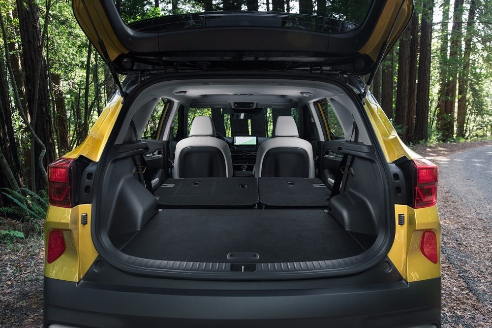 2021 Kia Seltos SUV