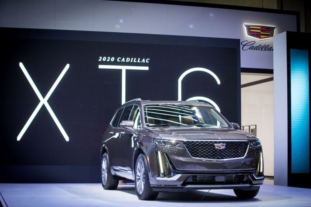 Cadillac 2019 Dubai International Motor Show