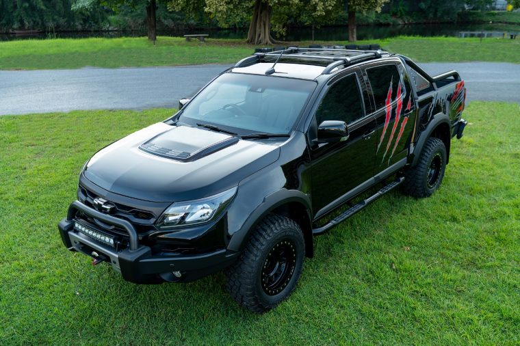 Chevrolet Colorado Panther Concept