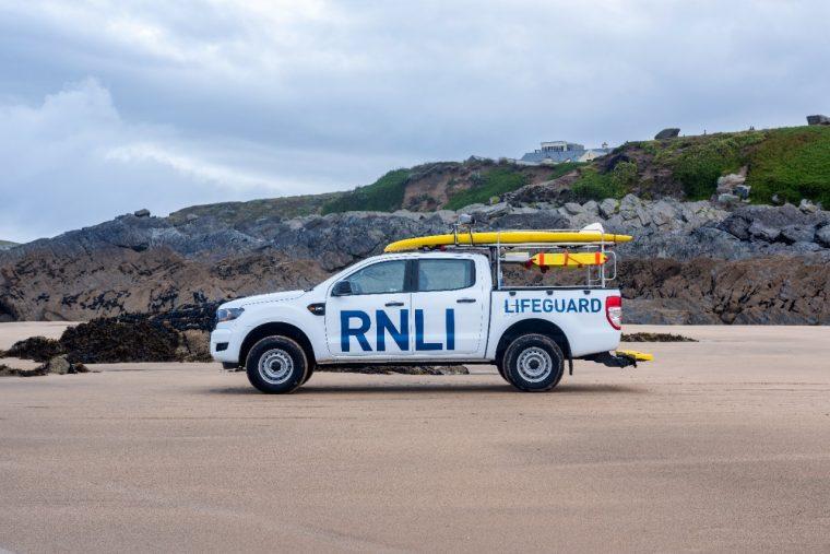 Ford Ranger RNLI