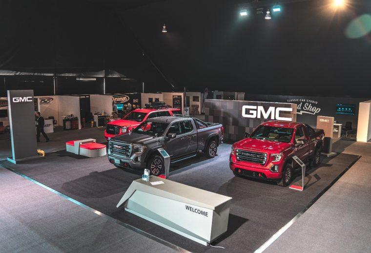 Two new GMC concepts at Riyadh, Dubai shows