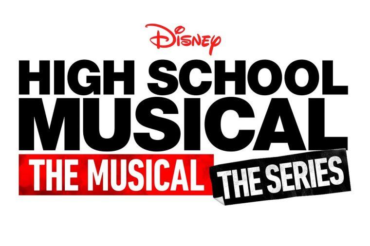 High School Musical The Musical The Series show logo Disney Plus