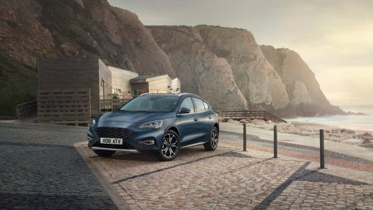 Ford Focus Active X Vignale Revealed The News Wheel