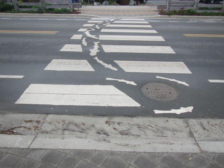 unique crosswalk