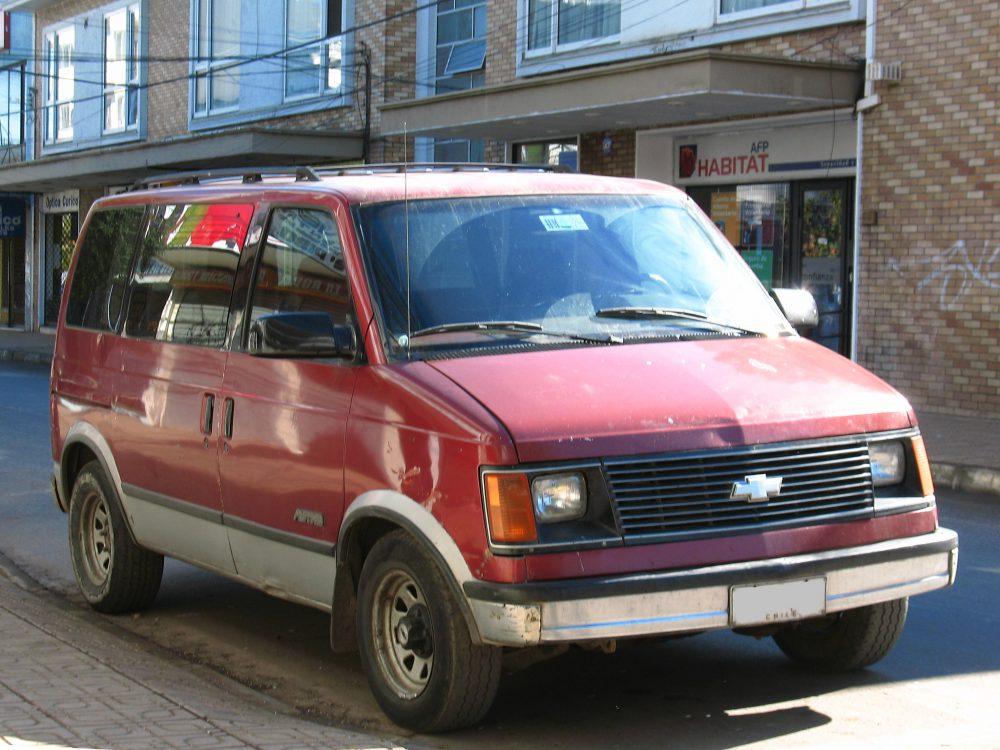 1988 Chevy Astro Van