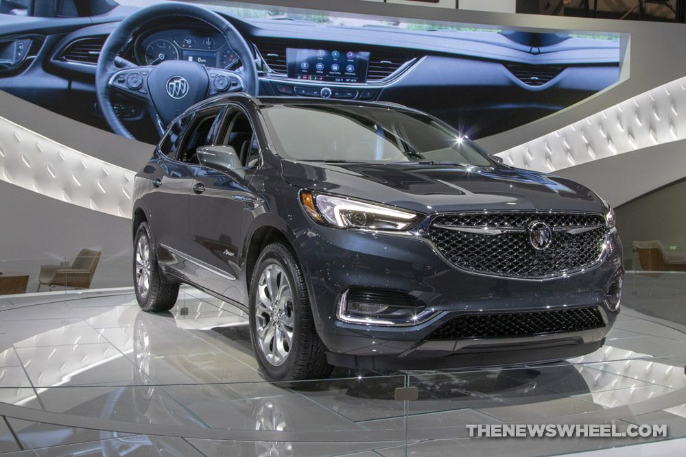 2019 Buick Envision sales