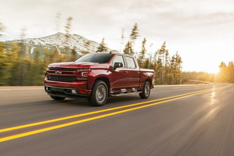 Chevrolet's bestselling 2019 vehicles