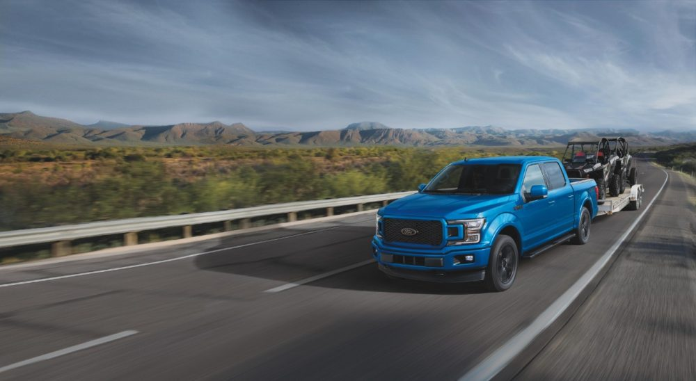 2021 Ford F-150 debut by July?