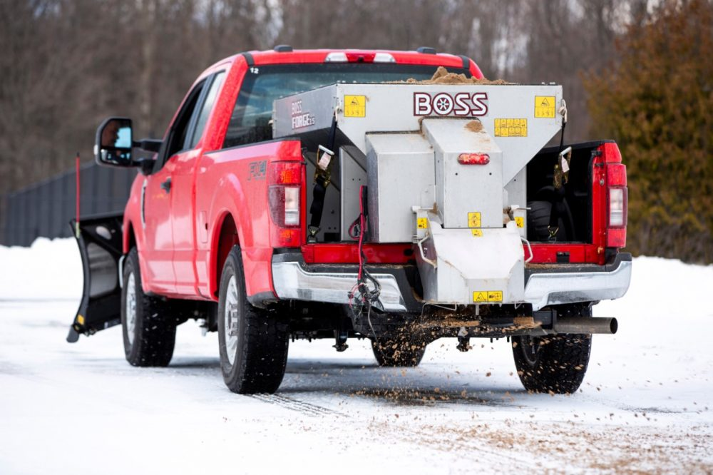 2020 Ford F-Series Super Duty Snow Plow Prep Package