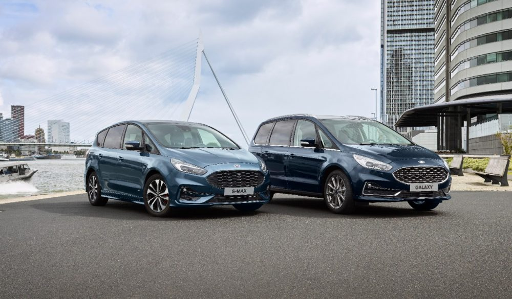2020 Ford S-MAX and Galaxy Hybrid | Ford Valencia manufacturing