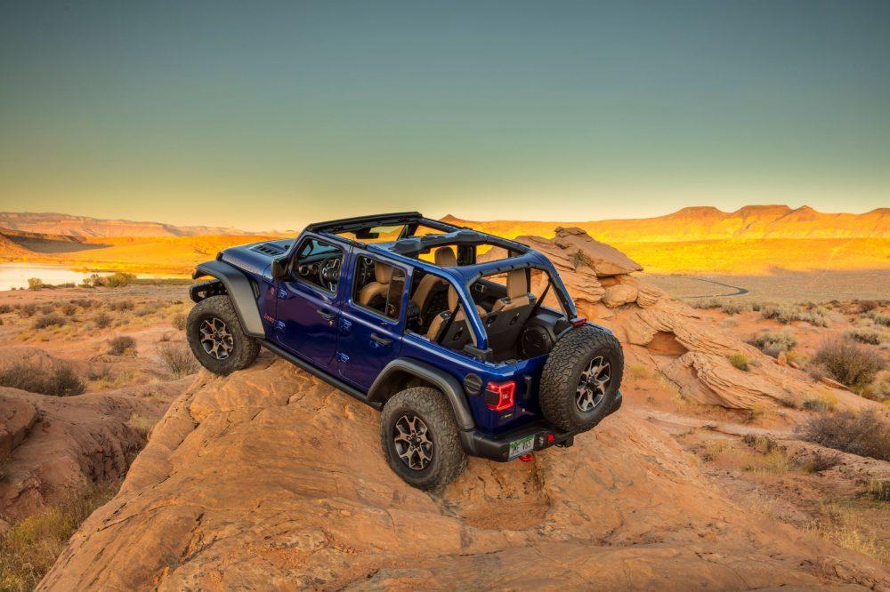 2020 Jeep Wrangler Rubicon EcoDiesel Dealer Diversity Site