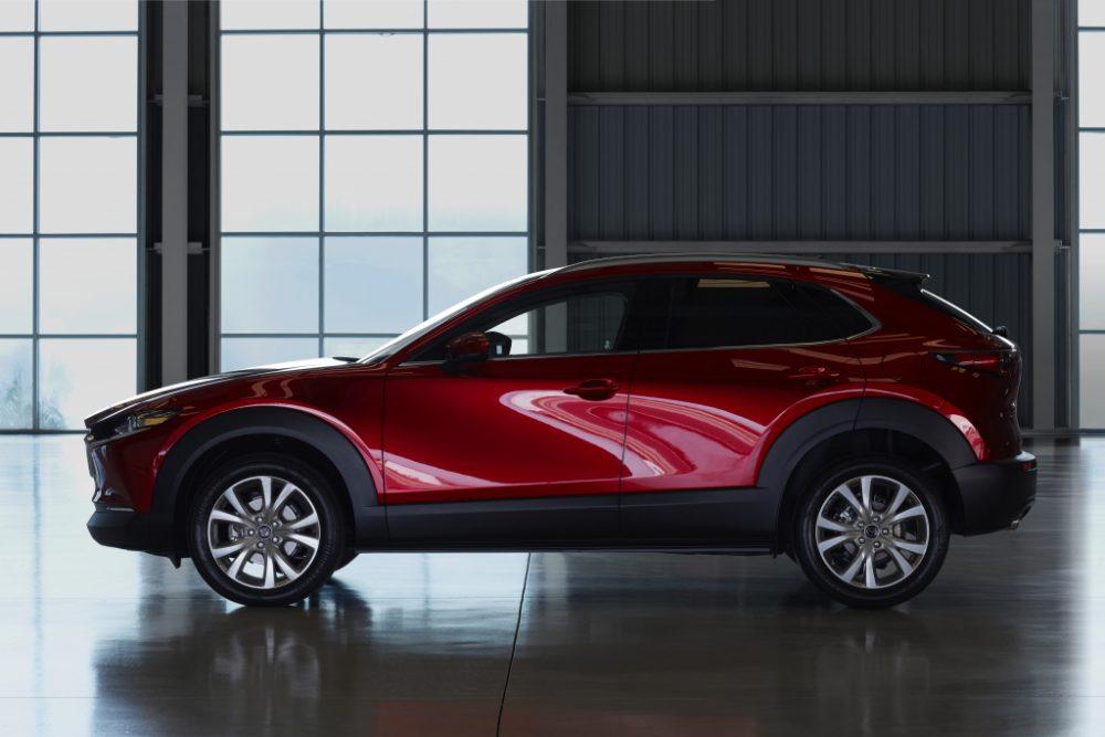 2020 Mazda CX-30 design