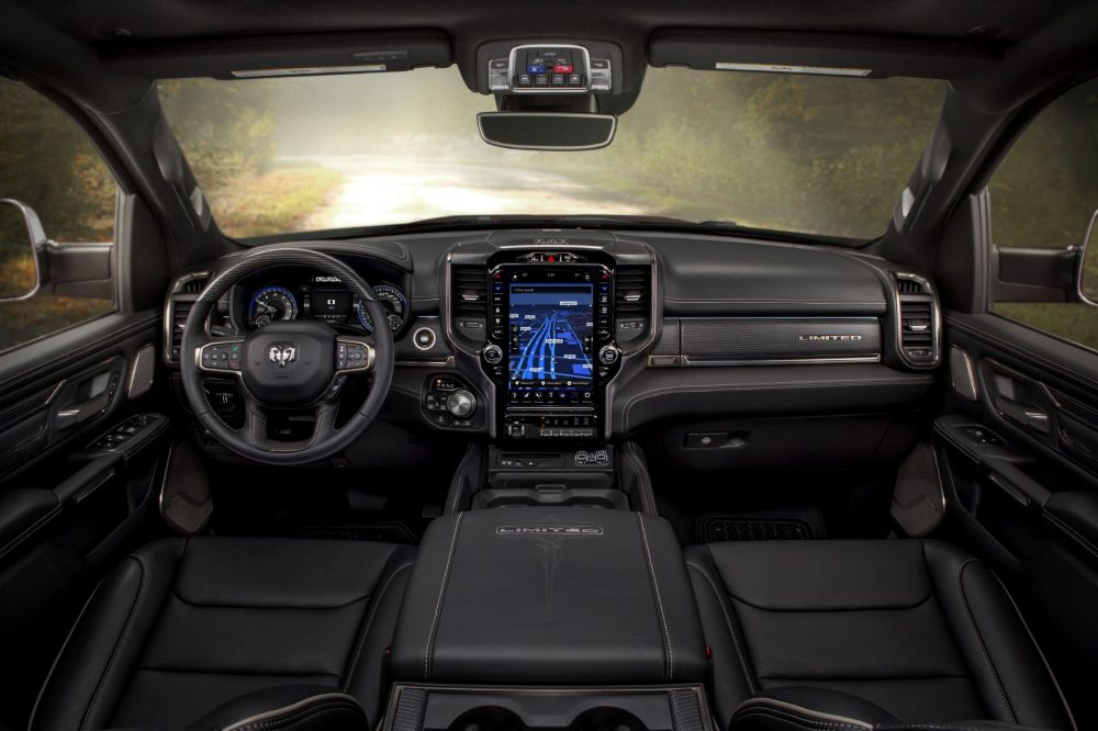 2020 Ram 1500 Limited Interior