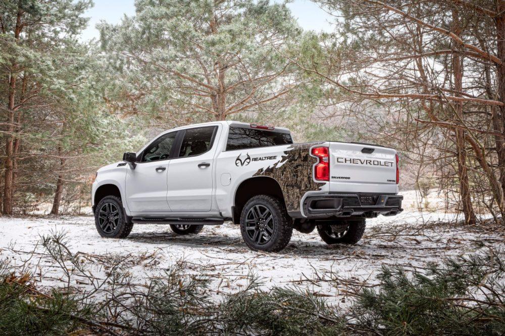 2021 Chevrolet Silverado Realtree Edition