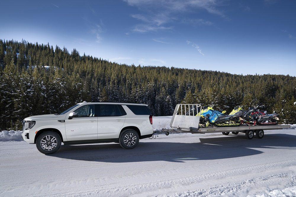 2021 GMC Yukon AT4 Premium Plus Package