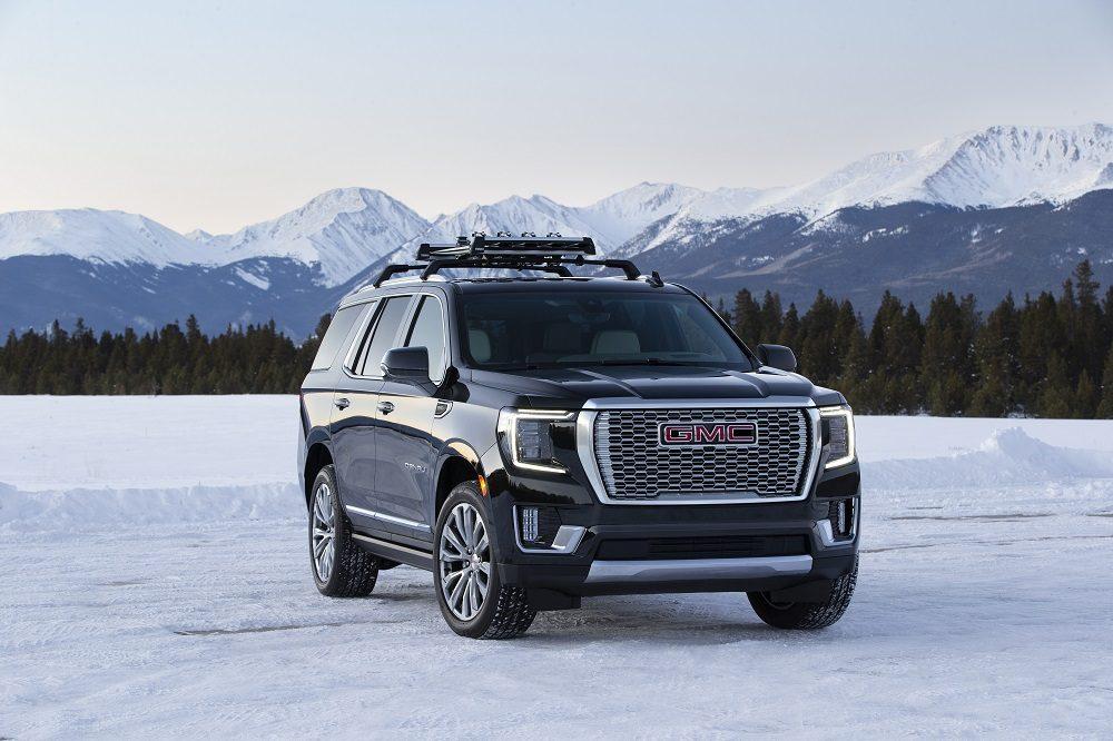 PHOTOS It's Here: The Bigger, Better 2021 GMC Yukon ...