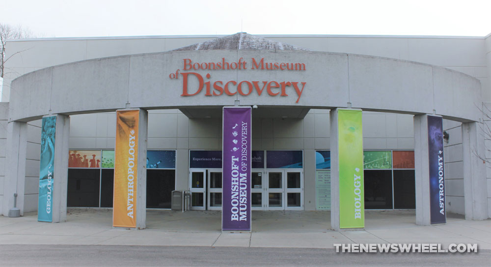 Boonshoft Museum of Discovery Dayton Ohio Children learning educational center family