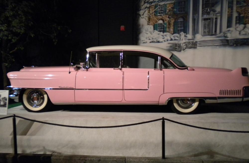 Elvis Presley's 1955 Cadillac