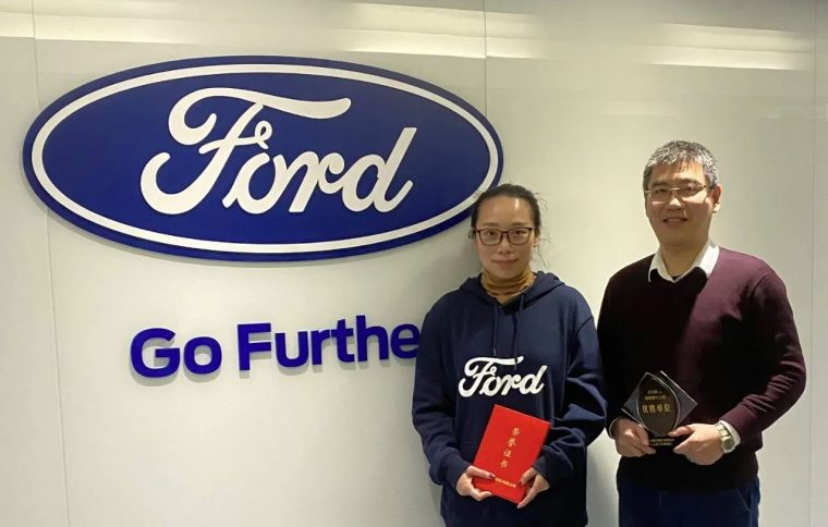 Ford China Labor Union wins Best Union Award