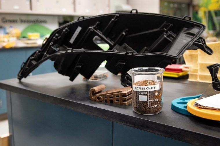 Ford and McDonald's Turn Coffee Into Car Parts