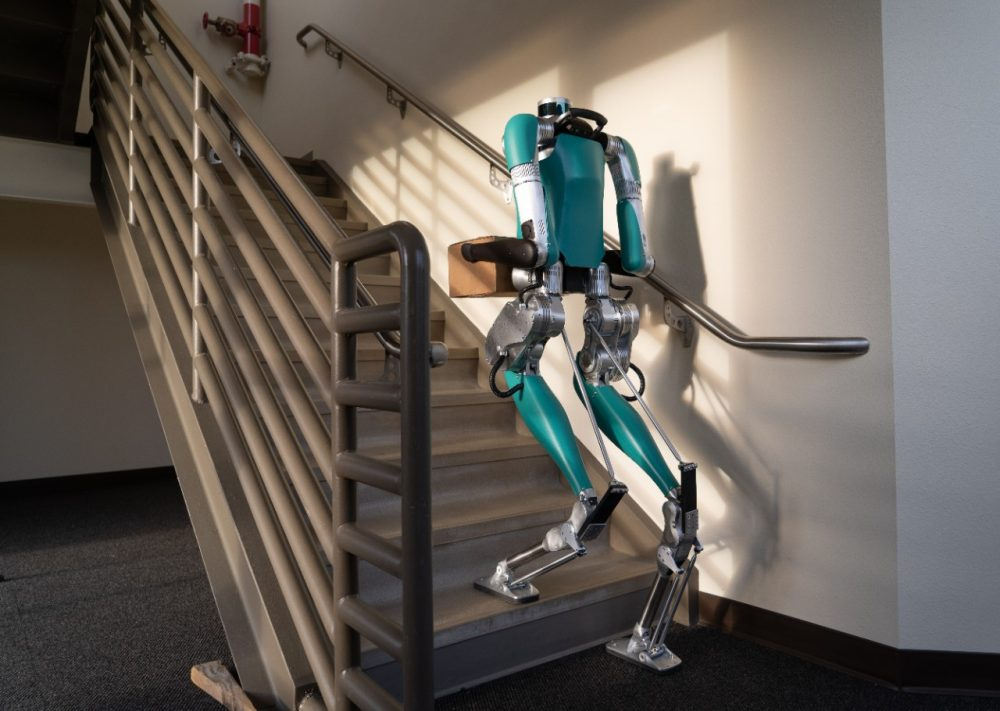 Ford buys two Digit robots from Agility Robotics