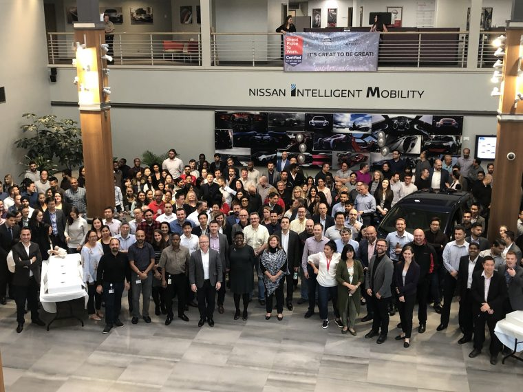 Nissan Canada Inc. certified as a Great Place to Work®