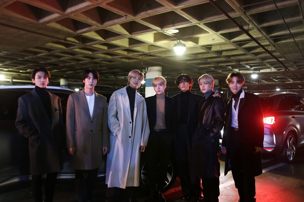 Hyundai NEXO takes BTS to Grammy Awards 2020